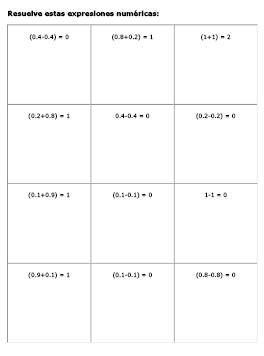 Expresiones Num�ricas